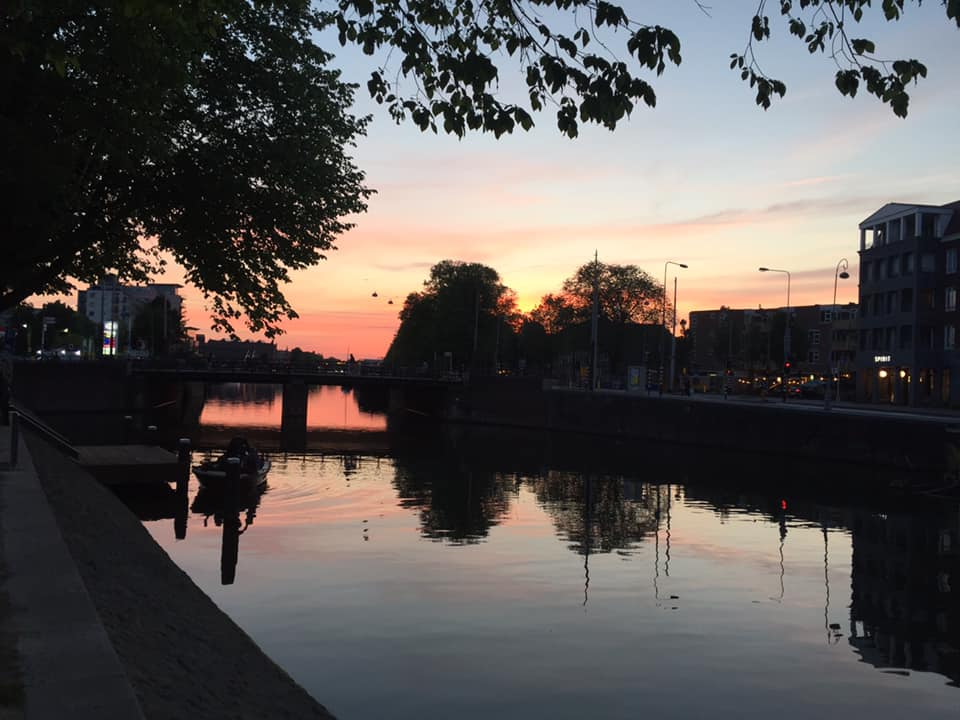 Hotspot for leisure in East Amsterdam