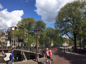 Privaten Tour in Amsterdam auf Mietfahrrad und ein lokalen Reiseleiter - persönlich - Lex and the City