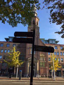 Teamuitje Amsterdam - Privé Rondleiding Oosterpark met zicht op Muiderkerk