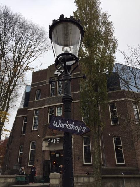 Bezoek Generator Hostel tijdens een teamuitstapje in Amsterdam Oost - Workshop en Rondleiding Oosterpark