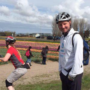 Excursion privée d'une journée aux tulipes au-dessus d'Amsterdam