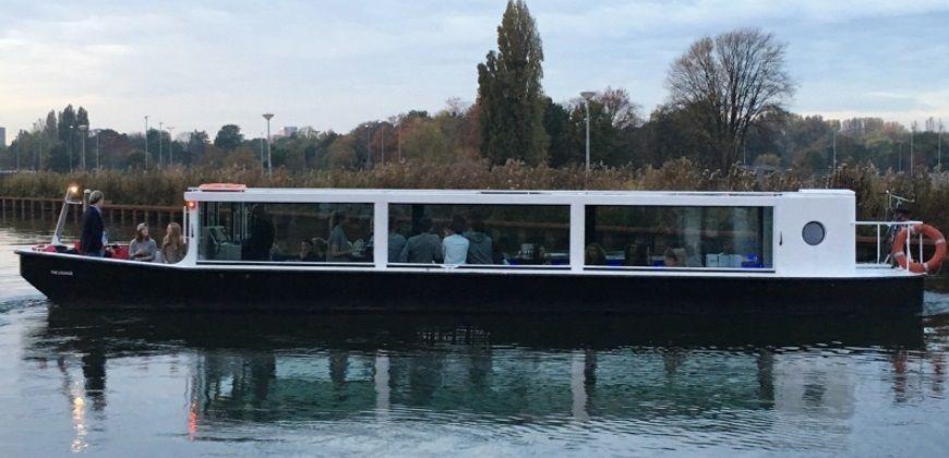 Grachtenfahrt in Amsterdam privat mit Lex and the City mit Ihrer Gruppe