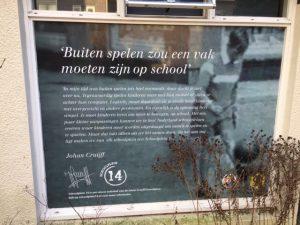 14 straatjes in Betondorp - Gegidste wandeling in de wijk waar Johan Cruyff is opgegroeid