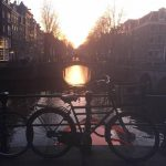 Private personalized tour in Amsterdam on the bike with Lex and the City