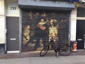 Prive rondleiding de Pijp Albert Cuyp markt Streetart met Nachwacht