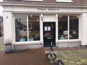 Privé wandeling in de Pijp in Amsterdam Zuid voor groepen langs galeries en vintage shops Tiller Galerie