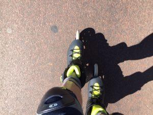 Skate-leraar Lex van Buuren van Skate-A-Round geeft een review van zijn nieuwe Maxxum 125 3WD inline skates van rollerblade