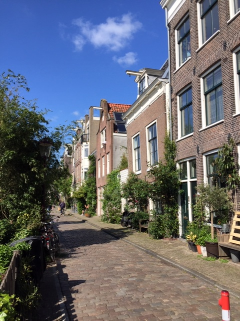 Local private tour guide in Amsterdam | French speaking as well: Lexplore the city. Original corporate activity in Amsterdam