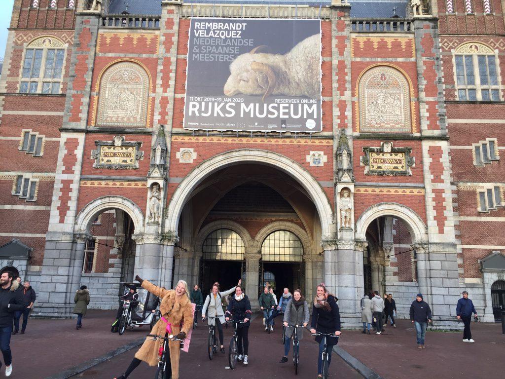 Anders dan anders tours in Amsterdam met Lex and the City