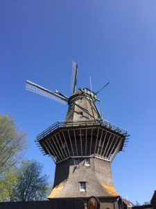 Guided private boat tour starting in front of the windmill with Lex and the City in Amsterdam - Outing