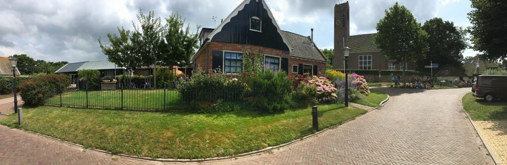 Texel landscape - During incentive trips with Lex and the City day trips