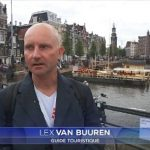 Lex van Buuren de Lex and the City sur TF1 le 20 Août 2020, 20H - Guide francophone a Amsterdam raconte sur le tourisme local.