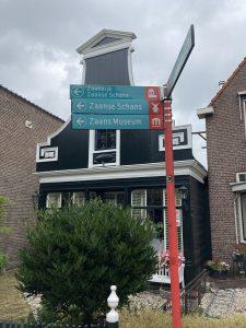 Naar de Zaanse Schans vanuit Amsterdam - Met de fiets, de step of de skate