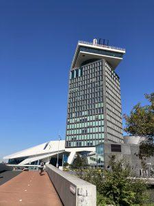 SEO advies, recycle je content. In de A'DAM toren in Amsterdam-Noord geef ik, Lex van Buuren, al een aantal jaar een avond advies aan startende ondernemers. Dit gebeurt op de privé etage van de eigenaar, Duncan Stutterheim. en in opdracht van de gemeente Amsterdam.