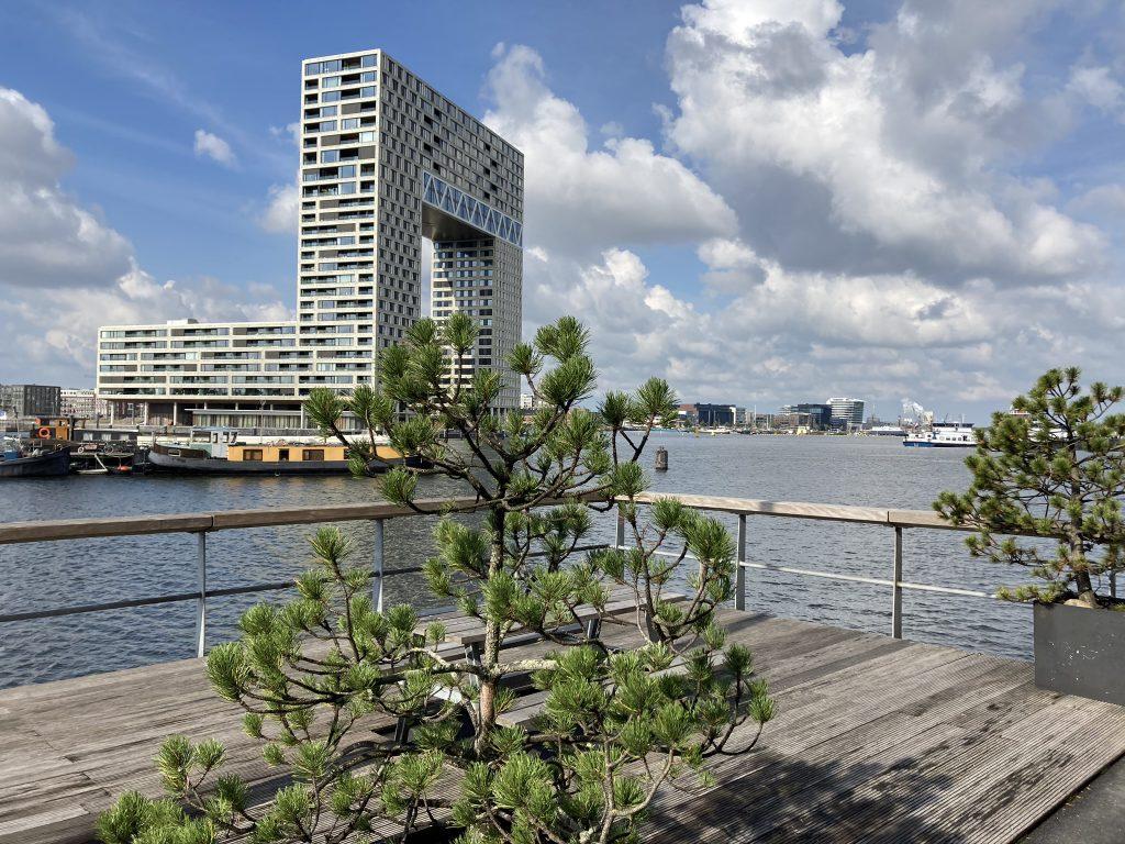 Steppen door het onbekende en hippe Amsterdam - Pontsteiger - Zouthavens - Lex and the City tours