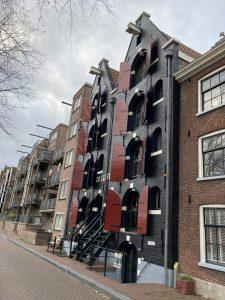 Verborgener Schaetze von Amsterdam, ein Beispiel: Realengracht, 17. Jahrhundert. Mit Lex and the City, lokaler Stadtführer mit ungewöhnliche Ausflüge.