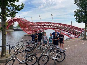 Ungewöhnliche und geführten Privat Radtouren von Lex and the City in Amsterdam.